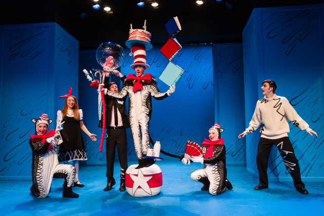 DR. SEUSS'S THE CAT IN THE HAT 2013