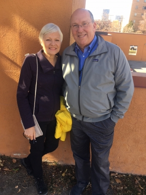 November 2017 Subscribers of the Month: Christine and Peter Helfrich