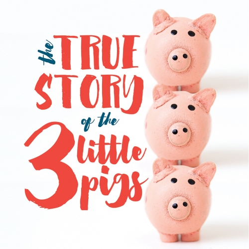 Salt Lake Acting Company  The True Story of the 3 Little Pigs