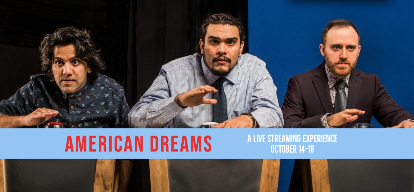 American Dreams - A Live Streaming Experience