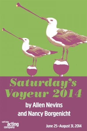 Saturday's Voyeur 2014