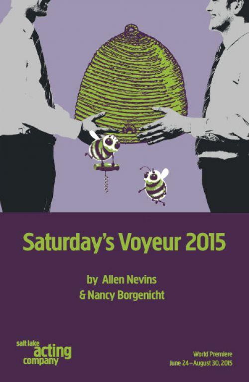 Salt Lake Acting Company Saturdays Voyeur 2015