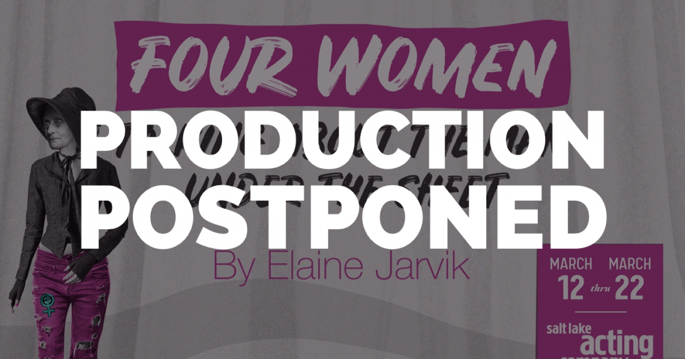 SLAC Postpones Elaine Jarvik's FOUR WOMEN TALKING ABOUT THE MAN UNDER THE SHEET Due to COVID-19
