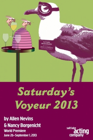 Saturday's Voyeur 2013