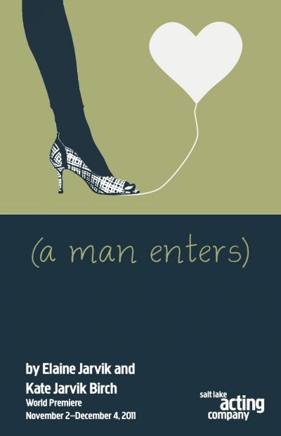(a man enters)
